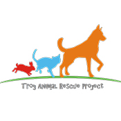 Troy Animal Rescue Project Logo